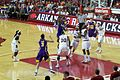 Arkansas vs. LSU basketball 2009-10.jpg