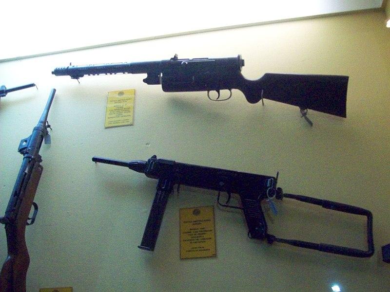 Armamento - Museo de Armas de la Nación 31.JPG