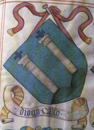Diogo Cão - Diogo Cão's Coat of Arms