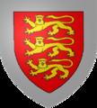 Armoiries Edmond de Kent.png