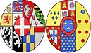 Arms of Maria Cristina of Naples and Sicily (1779-1849), Queen of Sardinia.jpg