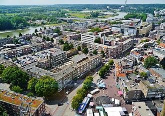 Arnhem - Image: Arnhem Blick von der Grote Kerk Sint Eusebius 09