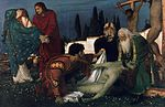 Arnold Böcklin - The Deposition - WGA03027.jpg