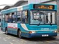 Arriva Buses Wales Cymru 863 X213JOF (8700032282).jpg