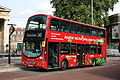 Arriva London HV1 on Route 243, Waterloo (15158582266).jpg