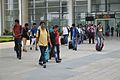 Arrival of Scholarship Holders - Wiki Conference India - Chandigarh International Airport - Mohali 2016-08-04 5863.JPG