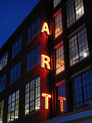Art Academy of Cincinnati - Image: Art Academy of Cincinnati