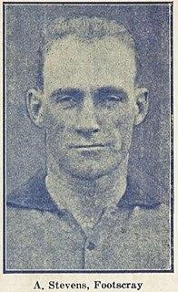 Arthur Stevens (Australian footballer) Australian rules footballer