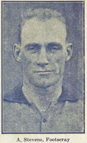 Arthur Stevens (Australian footballer) - Image: Arthurstevens