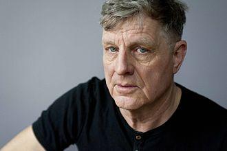 Rainer Fetting - Portrait of Rainer Fetting © Samantha Dietmar 2016