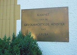 Minister Plenipotentiary of Aruba