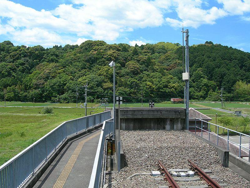 Kannoura Station