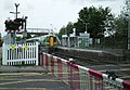 Ashtead station and level crossing - geograph.org.uk - 430337.jpg