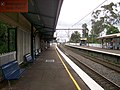 Asquith railway station platform 1 middle.jpg
