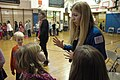 Astronaut Abby Abigail Harrison School Visit Students.jpg