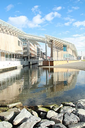 Astrup Fearnley Museum of Modern Art - The new building by Renzo Piano.