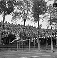 Atletsko tekmovanje na stadionu v Ljubljani leta 1960; Stanko Lorger, velikan teka čez ovire.jpg