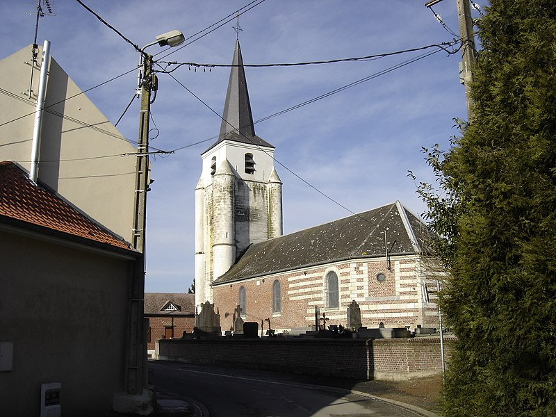 Eglise d'Audencourt - Church of Audencourt