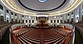 Auditorium at the Brisbane City Hall panorama.jpg