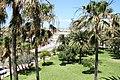 Auf der Feuerleiter im Riu Oliva Hotel, Gartenblick - panoramio.jpg