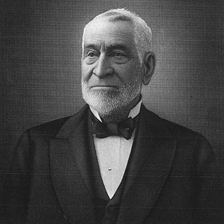 Augustus C. Baldwin American politician