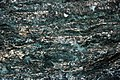 Auriferous sulfidic chlorite schist (Homestake Formation, Precambrian; Homestake Mine, Lead, Black Hills, South Dakota, USA) 5.jpg