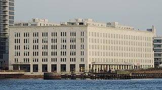 Austin, Nichols and Company Warehouse United States historic place