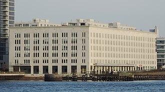Austin, Nichols and Company Warehouse - Image: Austin, Nichols and Co Warehouse from Corlears Hook jeh