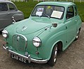 Austin A35 (1957) in Palm Green (32534264790).jpg