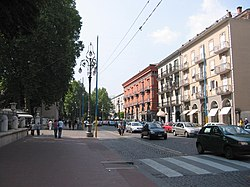 Panorama of Avellino