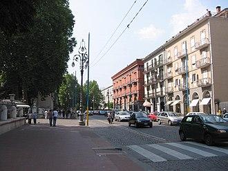 Avellino - Corso Vittorio Emanuele