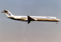 Aviaco MD-88 EC-FIG ORY 1999-09-11