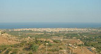 Avola - Panoramic view