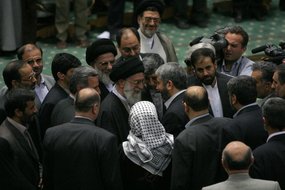 Ayatollah Ali Khamenei at the 3rd International Conference on Quds and Protecting the Rights of the Palestinian People 29