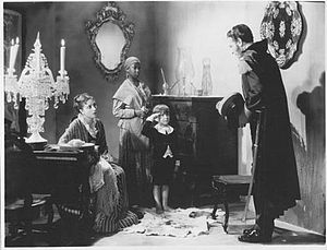 Ayer y Hoy (film) - Image: Ayer y hoy screenshot 1934