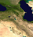 Azerbaijan topic image Satellite image.jpg