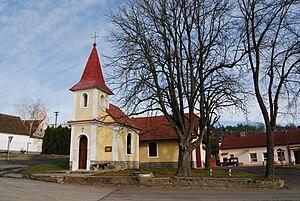 Březnice (Tábor District) - Chapel