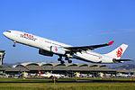 B-HLJ - Dragonair - Airbus A330-342 - TAO (14075155514).jpg