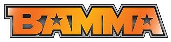 BAMMA logo
