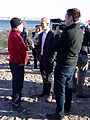 BBC Wales in Port Madryn. Argentina 22.JPG