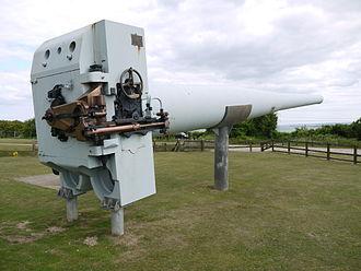 BL 14 inch Mk VII naval gun - Image: BL 14 inch Mk VII naval gun fort nelson