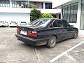 BMW 525i (E34) in Khon Kaen Thailand rear.jpg