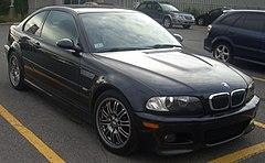 BMW M3 E46.