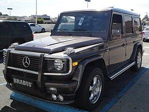 Brabus - Mercedes-Benz G 3.6
