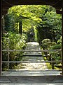 Back entrance of Konchi-in Nanzenji, Kyoto - panoramio.jpg
