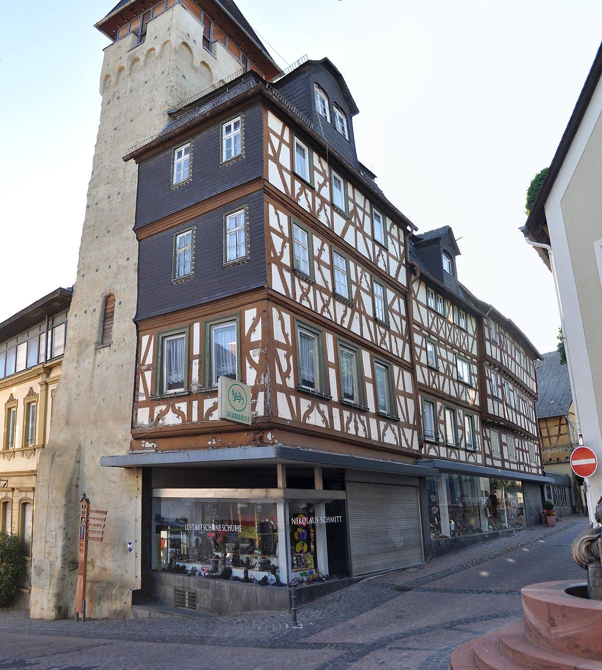 Bürgermeisterwahl Bad Camberg