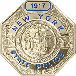 Badge of the New York State Police.png