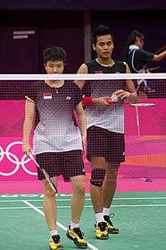 Badminton at the 2012 Summer Olympics 9341