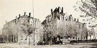 Baird College - Image: Baird College