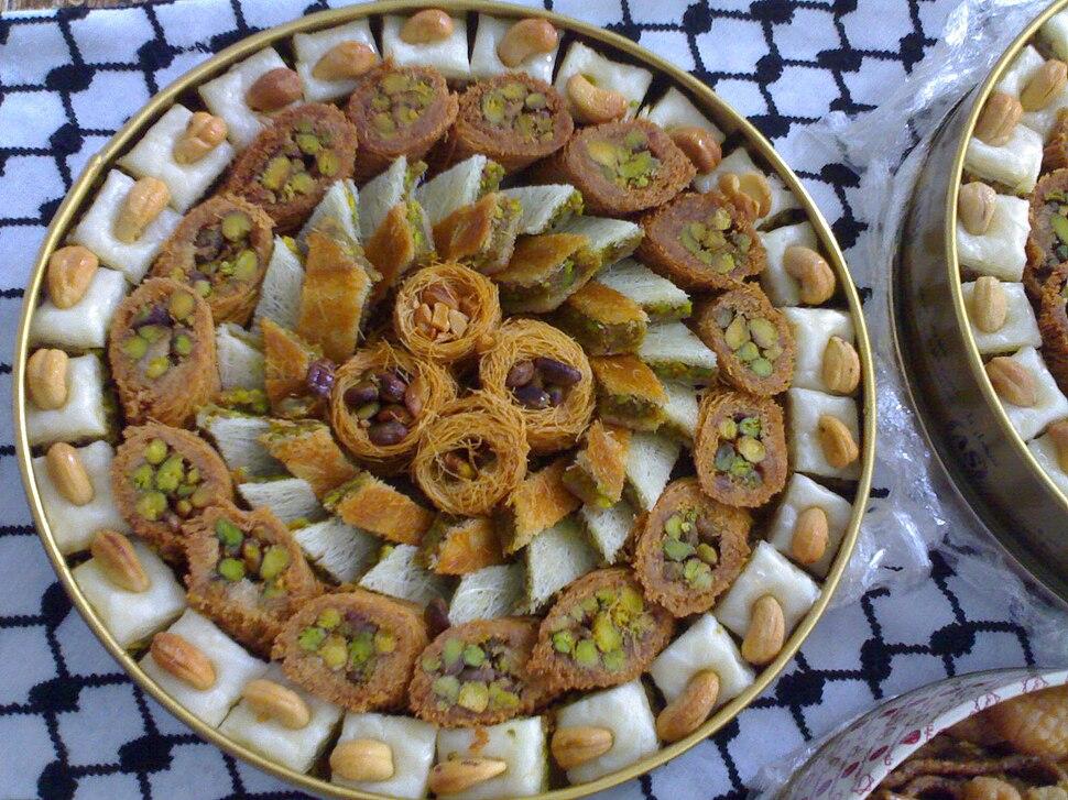 Baklawa Sweets